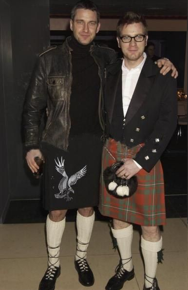Gerard Butler & Ewan McGregor