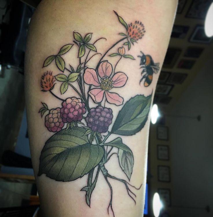 best 25 blackberry tattoo ideas on pinterest black sleeve tattoo half sleeve tattoos and. Black Bedroom Furniture Sets. Home Design Ideas