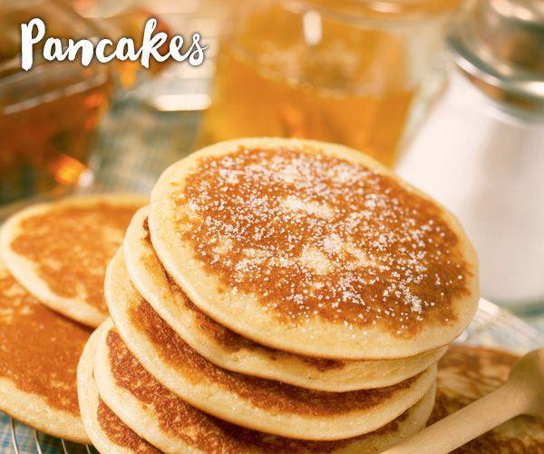 les pancakes l am ricaine un r gal recette cuisine pinterest pancakes le petit. Black Bedroom Furniture Sets. Home Design Ideas