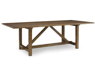 Shop for Chaddock Oast Dining Table, CE0886, and other Dining Room Dining Tables at Chaddock in Morganton, NC. Country Edge. Available in three sizes CE0886A 72x40x30; CE0886B 84x42x30; CE0886C 96x44x30.  All sizes available with or without extensions.