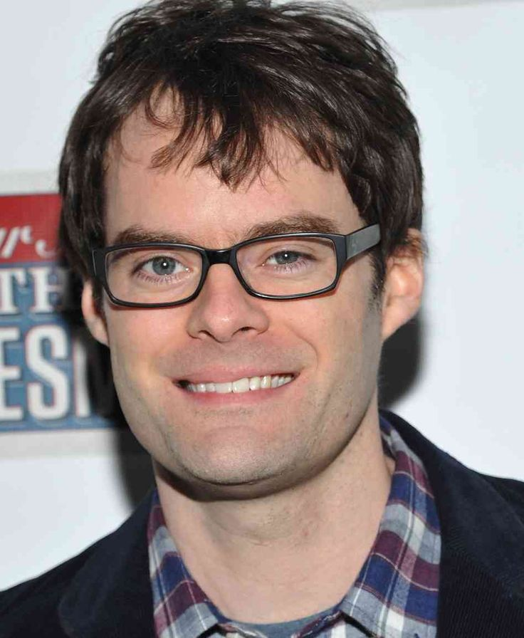 bill hader....crush of the moment. He's strange, hilarious....and hot!
