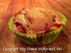 Erdbeerjoghurt Muffins