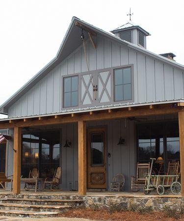 Horseshoe Farm Barn Home