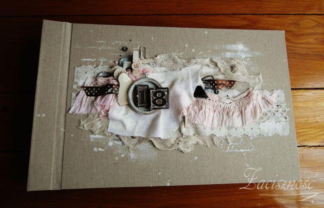 Album na osiemnaste urodziny/ Album for eighteenth birthday