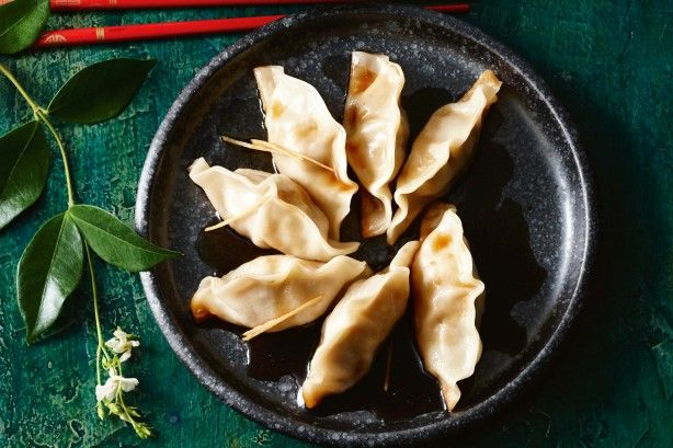 It is said that the more dumplings you eat during Chinese New year period, the more money you'll make. As if we needed an excuse to eat more dumplings!