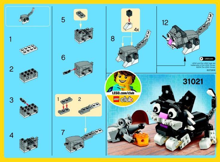 Creator - Cute Kitten [Lego 30188]