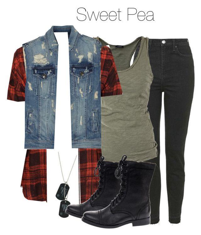Sweet Pea - Riverdale | fashion favs 11 | Sweet pea