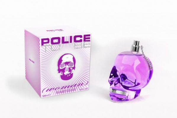 Sciòp    Beauty   To Be Woman by Police, il profumo per lei