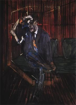 FRANCIS BACON - Study for Figure