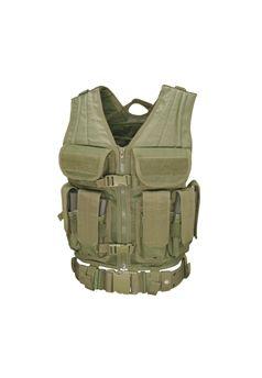 Condor Elite Tactical Olive Drab Vest ! Buy Now at gorillasurplus.com