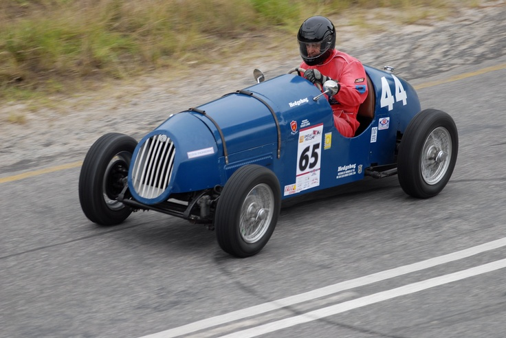 Roger Lewis: 1958 MG Hedgehog single seater special
