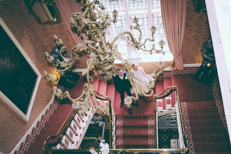 Alexander Weddings – Photography at Cabra Castle, Co. Cavan.