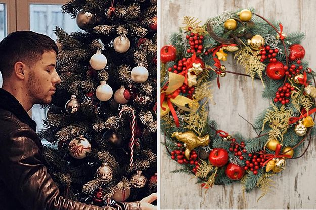 This Holiday Quiz Will Reveal Which Christmas Decoration You Are Christmas Decorations Christmas Quiz Christmas Decir