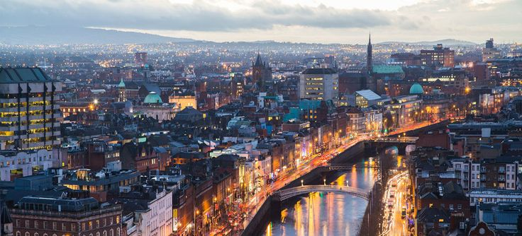 Luxury hotel designs in Dublin and a few view about the city