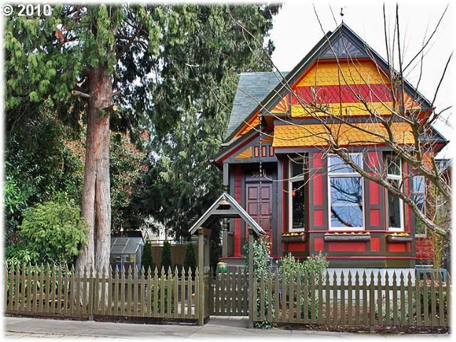 1891 Victorian Home Heart Of Mississippi Neighborhood We Sold In 2010!  Mississippi Is One Of The Hottest In Portland Trendy ...