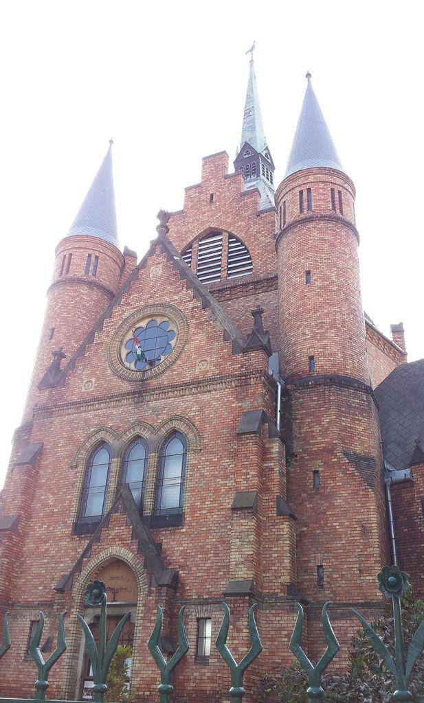Calvinist Church - Szolnok, Hungary