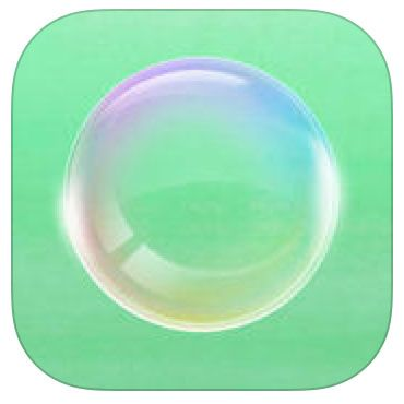 breathing bubbles app - free. Good for emotional regulation. Practice deep breathing and recording worries and joys. This item also has other apps.