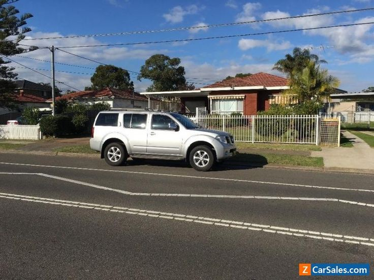 Nissan Pathfinder 2008  #nissan #pathfinder #forsale #australia