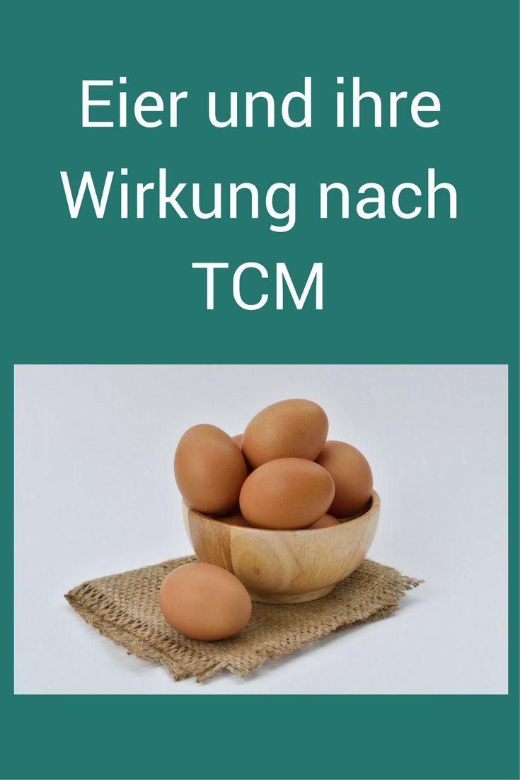 Eier - wie wirken sie nach TCM? Und wann du weniger davon essen solltest...