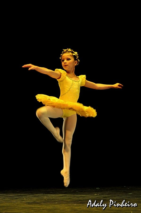 Little Ballerina / Bailarina / Балерина / Dancer / Dance / Ballet