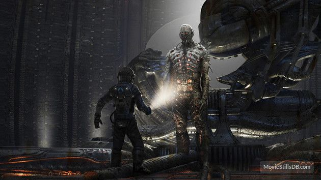 Prometheus - Pre-production image