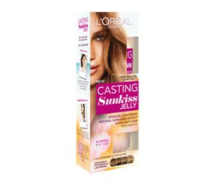 Casting Sunkiss Jelly 01 For Light Brown to Dark Blonde