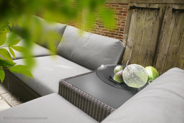 Tuinmeubelen - Lounge - Loungeset - Aspen