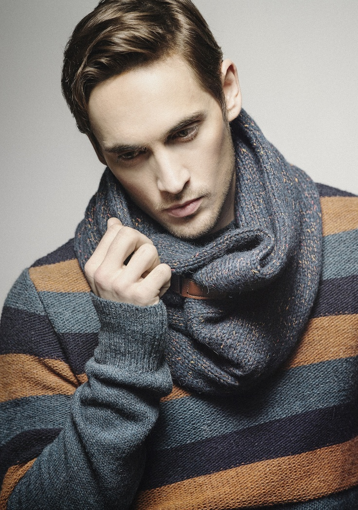 Frost crew neck sweater (baby alpaca wool blend), Faulkner tube neck. In stores in August.