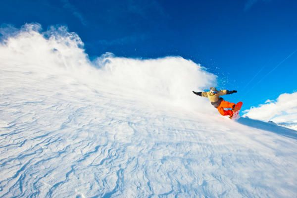 Best terrain parks in the World - World Snowboard Guide
