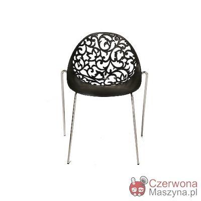 Krzesło Kare Design AURORA BLACK