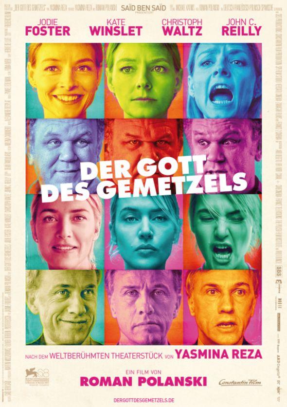 Der Gott des Gemetzels (2011)