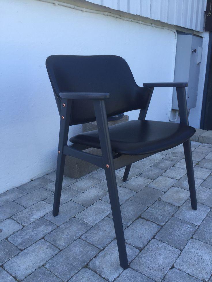 Renoverad stol
