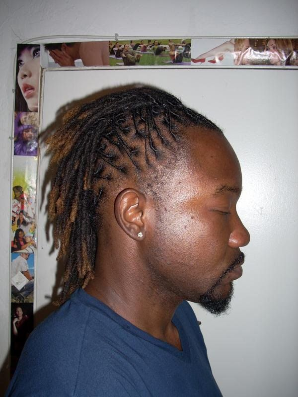 Fresh Braided Dreads Hairstyles For Men Desktop Wallpaper ...