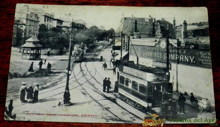Zetland Road Junction, Bristol