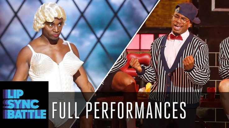 "Ne-Yo's ""Motownphilly"" vs. Taye Diggs's ""Vogue"" 