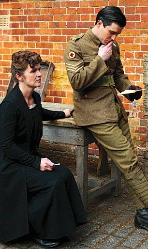 DOWNTON ABBEY SPECIAL: While the men are away at war, the women left behind find independence and new opportunities