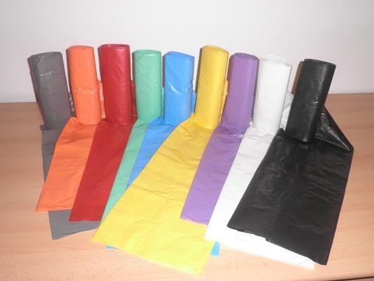 disfraces de halloween con bolsas de basura | Aprender manualidades es facilisimo.com