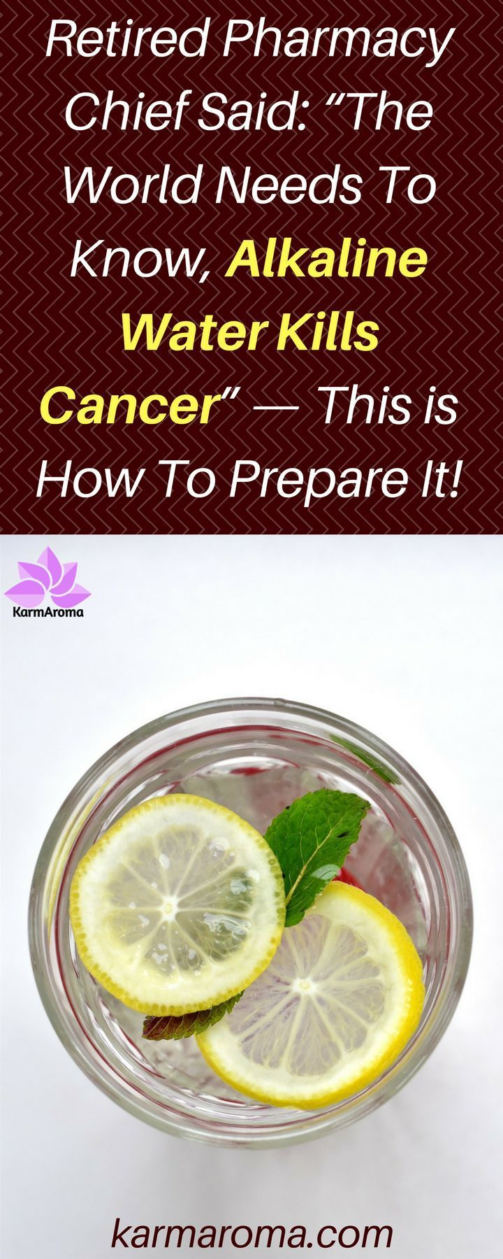 How To Prepare Alkaline Water - in order to get all the benefits from alkaline water, you need to prepare this in a right way. In this article, you will find how to make alkaline water correctly.