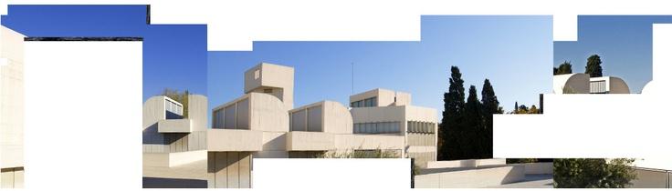 Fundació Joan Miró: Barcelona