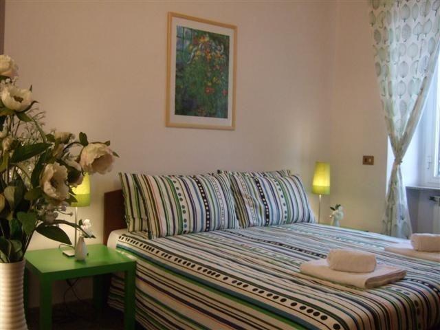 Rome Apartment Manzoni