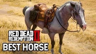 red dead redemption 2 best horses