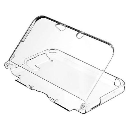 Insten Crystal Case For Nintendo 3DS XL, Clear