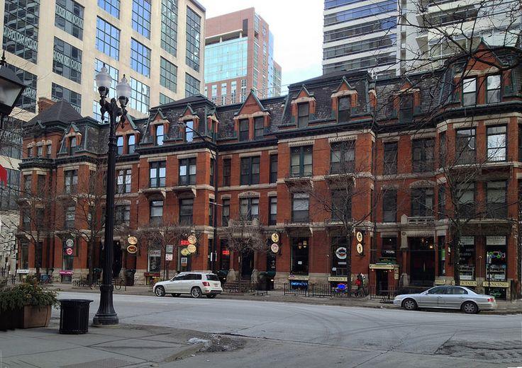 Hotel St. Benedict, Chicago