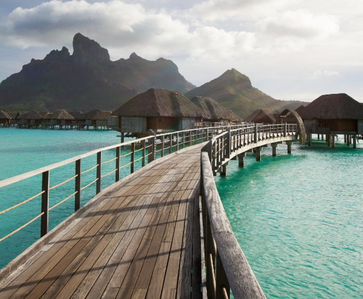 Affordable Honeymoon Packages | Luxury Honeymoon Deals | Best Places to Honeymoon | Four Seasons Bora Bora
