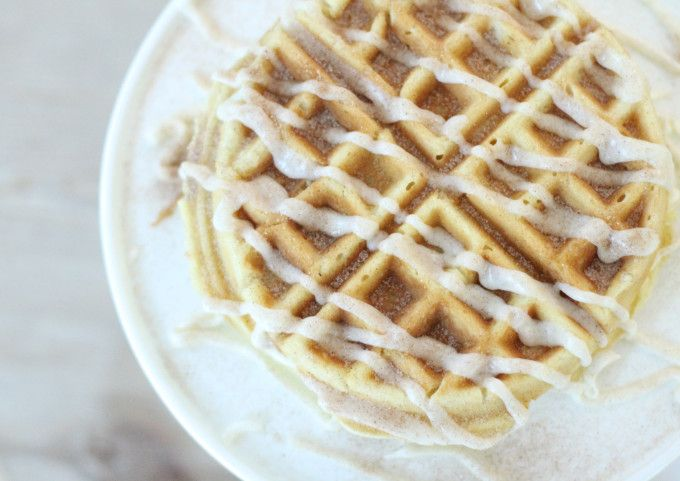 The 25+ best Cinnamon roll waffles ideas on Pinterest ...
