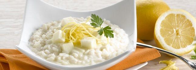 Recette Riz parfumé au citron et encore plus de recettes sur http://www.ilgustoitaliano.fr/recettes/risotto/order-date-desc/page-1