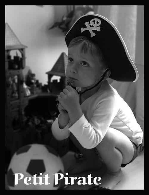 Petit pirate - Thilde