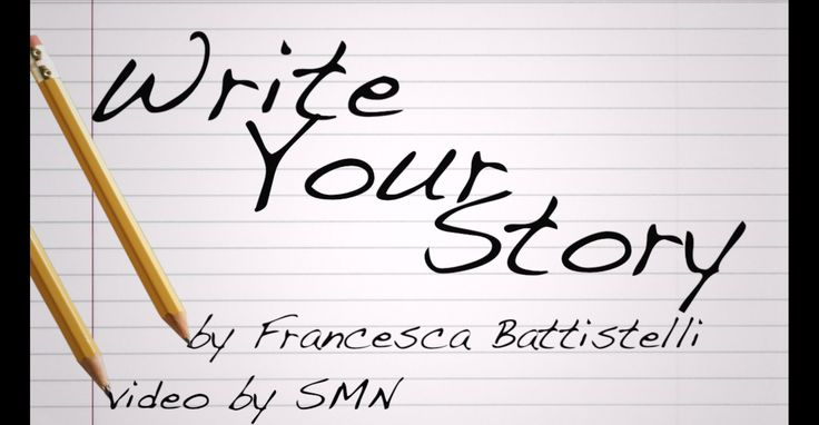 Write Your Story by Francesca Battistelli Lyrics  Let God become part of ur life