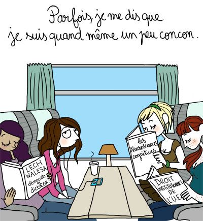 - un peu concon, by Pénélope Bagieu -