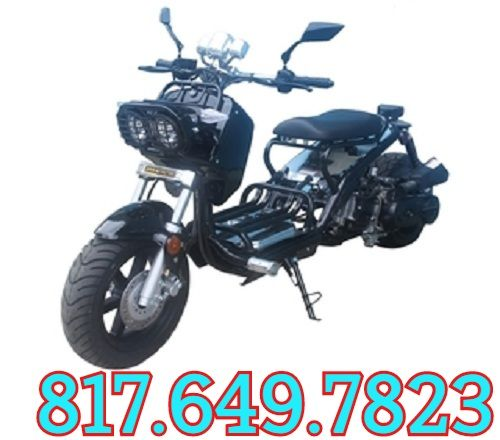 TAOTAO CRUISER 50 GAS STREET LEGAL SCOOTER Sale Price: $999.00